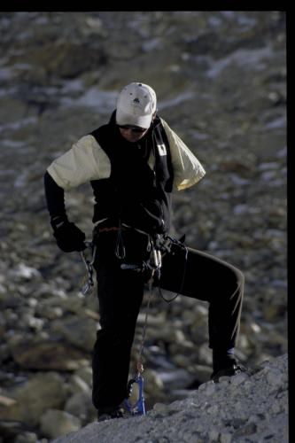 Gary Climbing Amphu